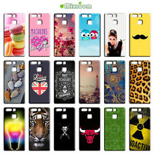CUSTODIA COVER CASE MORBIDA SILICONE PER HUAWEI ASCEND P9 / P9 PLUS FANTASIA H