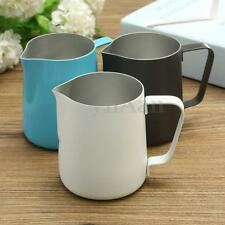 350ML Thick PTEE Stainless Steel Coffee Frothing Milk Latte Art Jug Pitcher Pot