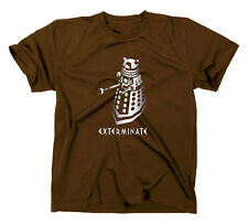 Dalek Sterminare Doctor Who T-Shirt, bbc, Serie TV