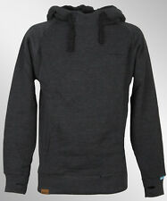 Shisha Hooded Basic 1.0 Uni Pullover Anthracite NEU