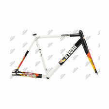 TELAIO CINELLI VIGORELLI CALEIDO 2016 FRAME SINGLE SPEED URBAN FIXED SCATTO FISS