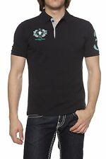 Etiqueta Negra T-Shirt Polo Hemd SLIM FIT NEU