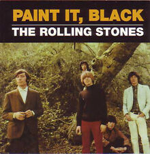 ☆ CD Single The ROLLING STONES  Paint it black 3-track CARD SLEEVE   ☆