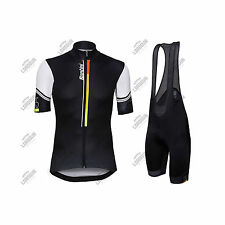 COMPLETO SANTINI KARMA DESIGN ESTIVO SUMMER KIT CICLISMO CYCLING BICI BIKE