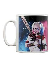 Suicide Squad Harley Quinn Daddy's Lil Monster White Mug