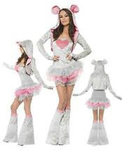 Costume Carnevale Donna Tutu' dress Topolina mouse smiffys 22796 *17528