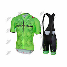 COMPLETO CASTELLI TEAM CANNONDALE 2016 ESTIVO SUMMER KIT SET CICLISMO CYCLING