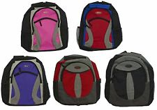 Backpack Sports Bag Outdoor Rucksack Travel Holiday Mens Boys Girls School Bag