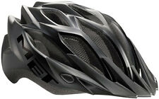 TUTTO CASCO DA MOUNTAINBIKE MET CROSSOVER BICI BICICLETTA CROSS LUCE LED BIKE
