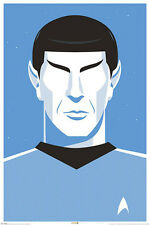 Star Trek - Pop Spock - Film Movie - Poster Druck - Größe 61x91,5 cm