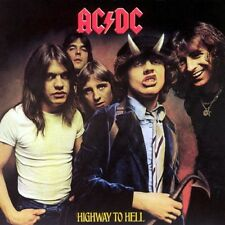 CD AC/DC Highway To Hell Atlantic