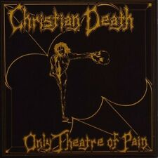 Christian Death Only Theatre Of Pain Normal Vinyl LP