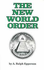 The New World Order by A. Ralph Epperson Paperback Book (English)