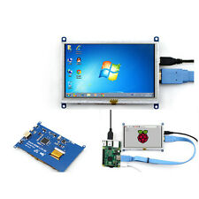 "3.2''/3.5''/4''/5''/7''/10.1"" Touch Screen LCD Display fr Raspberry Pi 3/2 /B/B+"