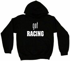 Got Racing Men's Hoodie Sweat Shirt Pick Size Small-5XL