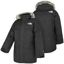 THE NORTH FACE UOMO MCMURDO PARKA UOMO GIACCA PIUMINO NERO TNF T0A8XZJK3