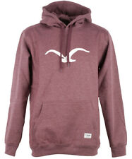 Cleptomanicx MOWE Hooded Pullover Heather Tawny Port