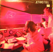 Jethro Tull A NEAR MINT Chrysalis Records Vinyl LP