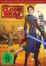 Star Wars: The Clone Wars - Staffel 2, Vol. 2 [DVD]