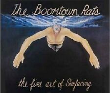 The Boomtown Rats The Fine Art Of Surfacing Ensign Records Vinyl LP