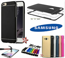 COVER CASE SLIM CUSTODIA IN ALLUMINIO per SAMSUNG GALAXY GRAND PRIME  GRAND DUOS