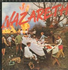 Nazareth Malice In Wonderland STILL SEALED NEW OVP AM Records Vinyl LP