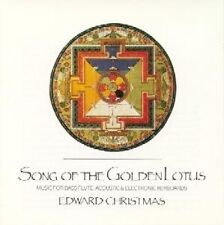 SONG OF THE GOLDEN LOTUS - CHRISTMAS EDWARD [CD]