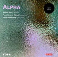 Alpha - Open Space - ROED/NAVARRO-ALONSO/HILDEBRAND [CD]