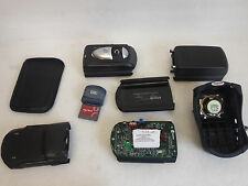 Job Lot HP Compaq iPaq port adapters, cradles and misc add-ons for pda's