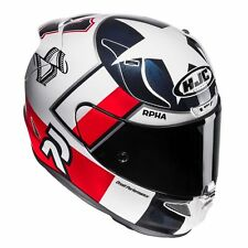 HJC CASCO INTEGRALE IN FIBRA PIM RPHA11 BEN SPIES MC1 REPLICA VARIE TAGLIE