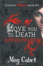 The Mediator: Love You to Death & High Stakes (Mediator Bind Up), Meg Cabot | Pa