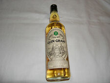 Glen Grant scotch pure malt whisky 5 years old