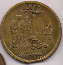 USA , Army and Air Force 100th anniversary heavy  token