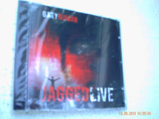 Gary Numan. Jagged Live CD.. Mortal Records.Shrinkwrapped. Unplayed. 11 tracks+