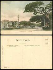 South Africa Durban Old Hand Tinted Postcard BEREA ROAD Street Scene, Nectar Tea