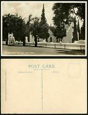 South Africa, PAARL, The Historial Dutch Reformed Church Old Real Photo Postcard