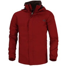 The North Face Uomo Resolve Giacca red T0AR9T619 Outdoor Pioggia a vento