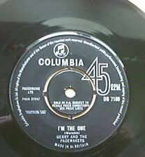 """GERRY AND THE PACEMAKERS I'M THE ONE 7"""" 1964 UK"""