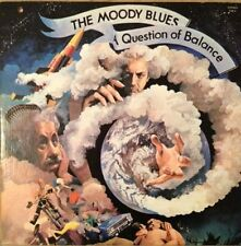 LP The Moody Blues A Question Of Balance GATEFOLD WITH INSERT Threshold Reco