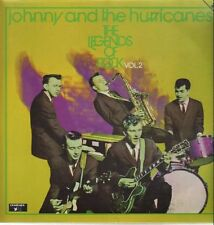 2xLP Johnny And The Hurricanes The Legends Of Rock Vol. 2 NEAR MINT contempo