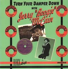 LP Jerry McCain Turn Your Damper Down With Jerry Boogie McCain NEAR MINT