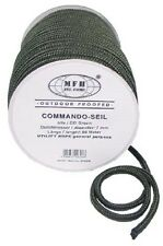 Seil Strick Tau Band stabil Commando Multifunktionsseil 7 mm x 60 m Rolle NEU