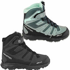 Salomon Synapse Kids Winter Boots Shoes winter boots Lace up