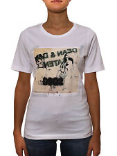T-shirt Dsquared T-Shirt Sweatshirt -20% Donna Bianco S75GC0809-S22844-100