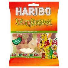 HARIBO TANGFASTICS 160G WHOLESALE DISCOUNT BAG SWEETS FAVOURS TREAT PARTY CANDY