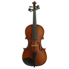Valentino VM-350 FULL SIZE VIOLIN OUTFIT. Hand carved top. At Hobgoblin Music