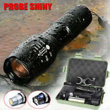 Bright 5000LM X800 Shadowhawk CREE T6 LED Flashlight Torch G700 Lamp Light Kit
