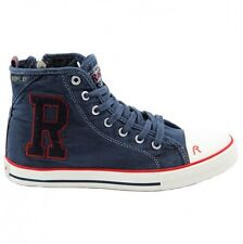 Replay Kinder Sneaker Wayne JV080038T Navy