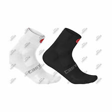 CALZE CASTELLI QUATTRO 6 ESTIVE SUMMER SOCKS BIKE BICI CICLISMO CYCLING
