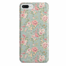 Pastel Floral Wallpaper Slim Fit Phone Case Cover for iPhone Samsung